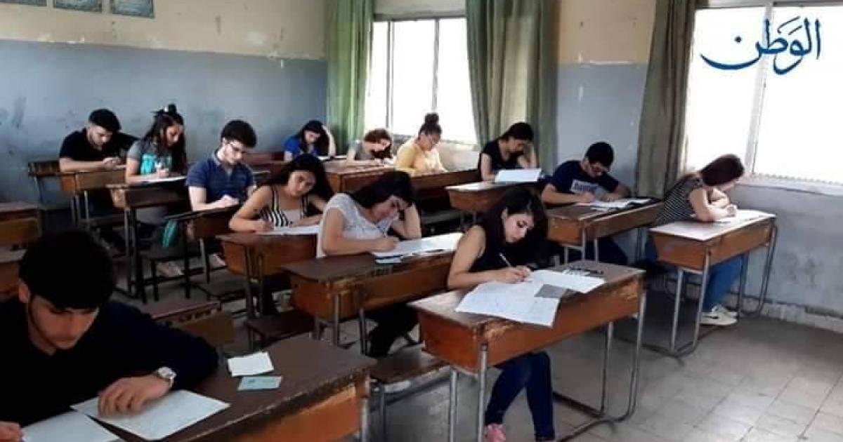 نتائج البكالوريا 2020 في سوريا حسب الاسم