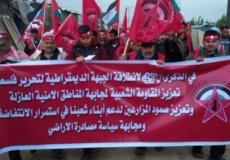 مسيرات للديمقراطية