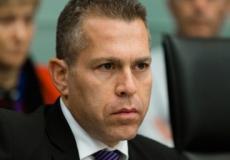 وزير الأمن الداخلي الاسرائيلي جلعاد اردان