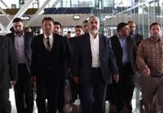 وفد حماس يصل العاصمة الماليزية