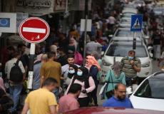 هيومن رايتس ووتش: 4.5 مليون في الضفة وغزة مستثنون من حملة التلقيح