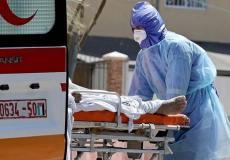 ارتفاع حالات الوفاة بفيروس كورونا في غزة