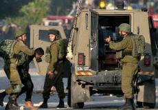 اعتقالات بالضفة الغربية - ارشيف