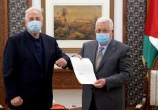 الرئيس عباس أصدر المرسوم الرئاسي لإجراء الانتخابات العامة أمس الجمعة