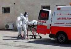 تفشي فيروس كورونا في فلسطين