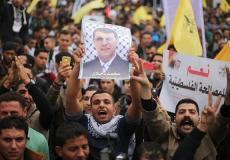 أنصار التيار الإصلاحي الديمقراطي في حركة فتح - ارشيف