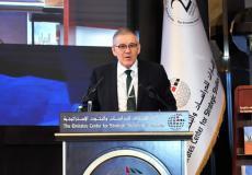 سيرغي كوزنيتسوف السفير الروسي لدى الإمارات