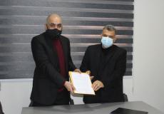 كهرباء غزة ومرسال توقعان اتفاقية استراتيجية لقراءة وتوزيع فواتير الكهرباء