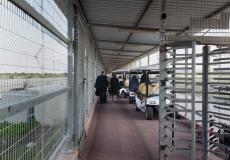 معبر بيت حانون - ايرز شمال قطاع غزة