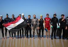 مبادرون من غزة يبحثون عن رفاة بحّارة مصريين