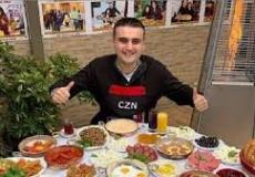 الشيف التركي بوراك اوزدمير