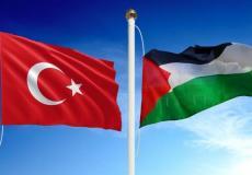 العلمان الفلسطيني والتركي