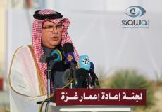 السفير محمد العمادي - رئيس اللجنة القطرية لإعادة اعمار غزة
