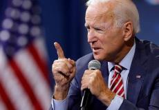 جو بايدن الرئيس الأميركي