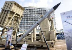 صواريخ إسرائيلية - أرشيف