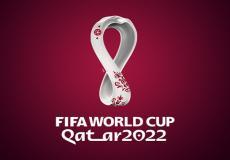 بوستر شعار مونديال قطر ٢٠٢٢