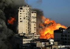 استهداف اسرائيلي في غزة