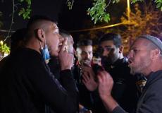محاولات المستوطنين الاستيلاء على منازل الفلسطينيين في القدس