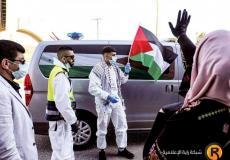 كورونا الجاليات الفلسطينية - تعبيرية
