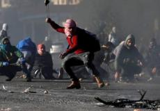 مواجهات مع الاحتلال - ارشيف