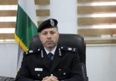 اللواء محمود صلاح مدير الشرطة بغزة