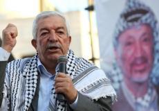 عضو اللجنة المركزية لحركة فتح، محمود العالول