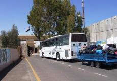 معبر رفح البري جنوب قطاع غزة - توضيحية