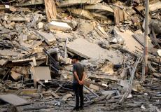 إغلاق المعابر يعيق إعمار غزة