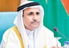 رئيس البرلمان العربي عادل العسومي