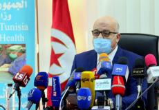 إقالة وزير الصحة في تونس فوزي مهدي