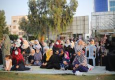 من صلاة عيد الأضحى في غزة