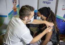 لقاح كورونا في اسرائيل