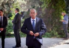 وزير الأمن الداخلي الإسرائيلي عومير بار ليف