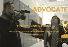 """فيلم """"المحامية Advocate""""، ضمن جوائز إيمي 2021"""