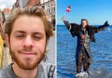 اليوتيوبر الدنماركي ألبرت ديرلوند