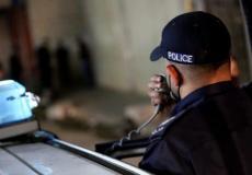 شرطة المرور في غزة