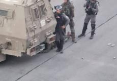الاشتباك مع الاحتلال في جنين صباح اليوم