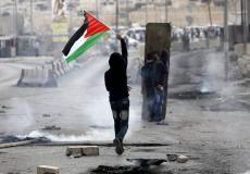 تظاهرة في ذكرى الانتفاضة الثانية