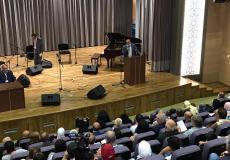 وزير الثقافة يفتتح مهرجان القدس للشعر في بيت لحم