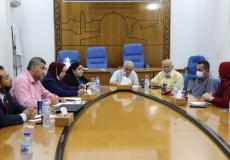 اللجنة القانونية بالتشريعي تلتقي الائتلاف الأهلي للمطالبة بتعديل قانون الأحوال الشخصية