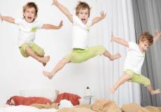 مشكلة فرط الحركة لدى الأطفال
