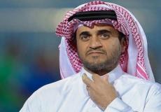 رئيس نادي الشباب السعودي خالد البلطان