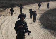 ذراع البر في الجيش الإسرائيلي