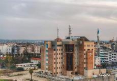 أرض مجمع أبو خضرة وسط مدينة غزة.jpg