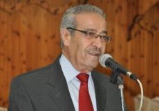 تيسير خالد عضو اللجنة التنفيذية لمنظمة التحرير الفلسطينية