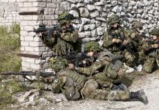 الجيش الاستوني