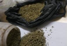 الشرطة تضبط نصف كغم مخدرات في الخليل