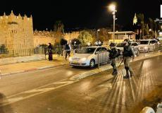 اعتداءات الاحتلال بالقدس