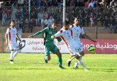 اتحاد الشجاعية وغزة الرياضي