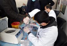العمل والتنمية الاجتماعية تنفذان حملة التبرع بالدم